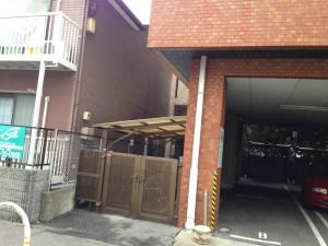 神戸・芦屋のカウンセリング:通用門