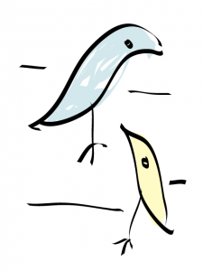 鳥さんたち:神戸・芦屋のカウンセリング